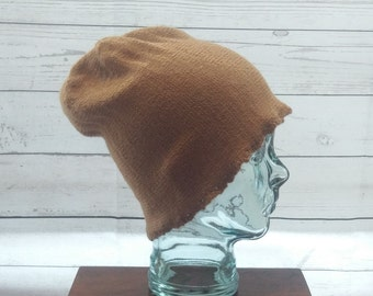 100% Pure Alpaca Adult Slouchy Hat