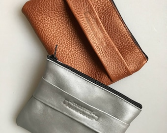 Mini clutch - Argentic collection-