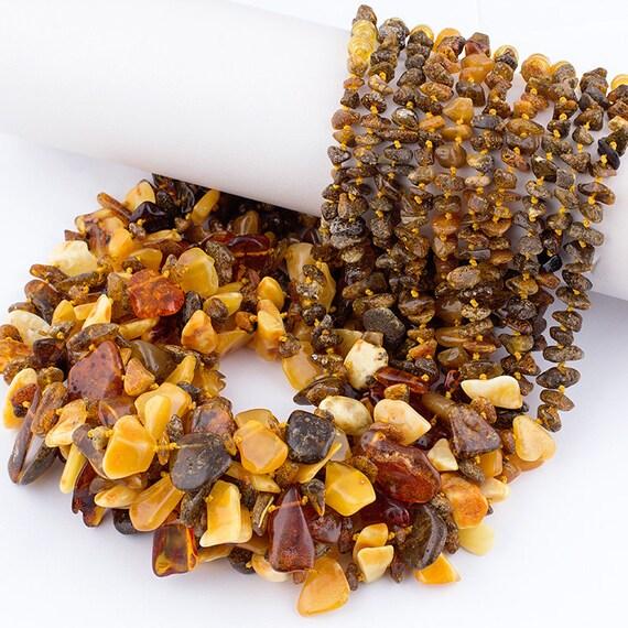 Butterscotch Color Lot 10 Wholesale Natural Baltic Amber Pendant Cross
