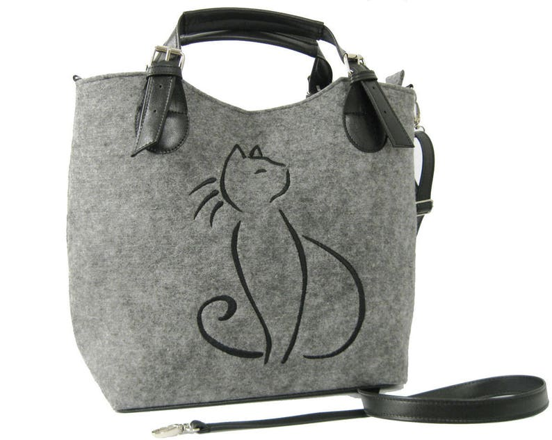 8c94c97cdd Women handbag Felt purse Felt bag Felted purse Felt