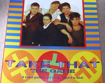TAKE THAT - The Board Game (1994)