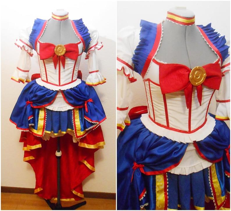 9e6cf4eb8 Sailor Moon Burlesque