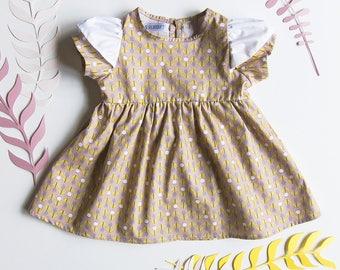 Bébé fille blanc ou rose cloche broderie anglaise hat w volants ruban cravate 0-3-6 m
