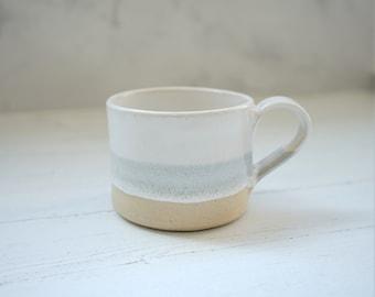 Handmade mug, coffee mug, mug, mugs, pottery mug, ceramics mug, tea mug, mugs, pottery, grey mug, housewarming gift, handmade mug, white mug