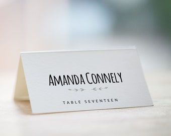 wedding name tag etsy