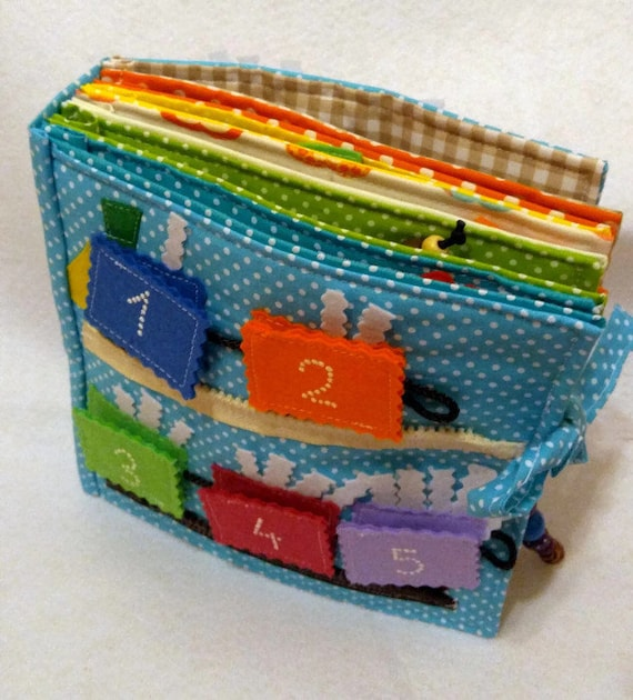 Livre Silencieux Livre Sensoriel Livre En Tissu 14 Pages Incluant 2 Couvetures Livre Feutre Jeux Montessori