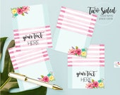 Tropical food tents / Instant download