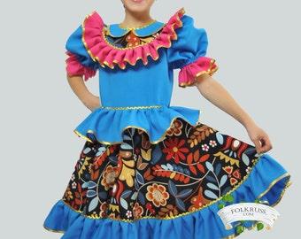Russian Dance costume Lyabava