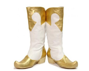 Father's Frost Hight Boots (Ded Moroz Boots)