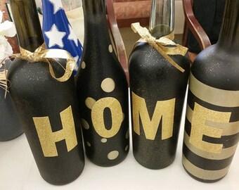 Word Bottles