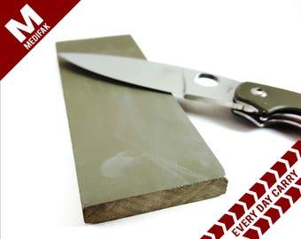 Large Whetstone EDC Grinding Stone Knife Sharpener Hiking Fishing Hunting Polishing Diamond Sharpening Stone Razor Fine Stone File Cutlery