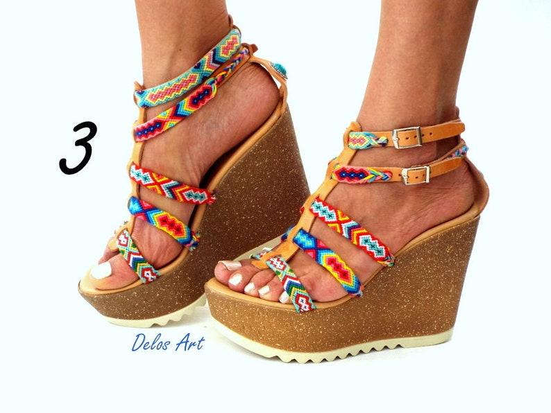 88b8ec3f9722 Leather Sandals Photo shoot samples sales no 38 us 7 Pom