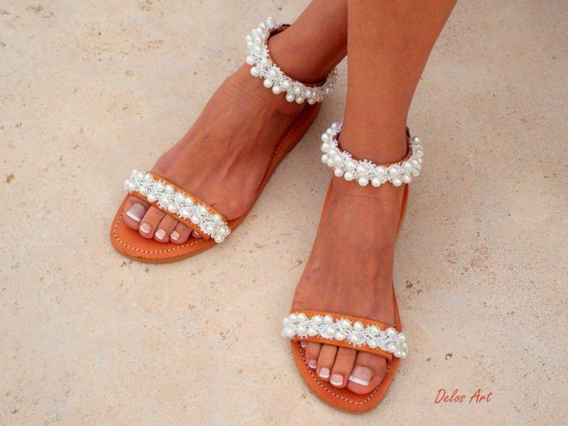0da6beb14 Bridal sandals