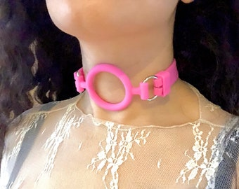 Barbie Silicon Choker-Gag