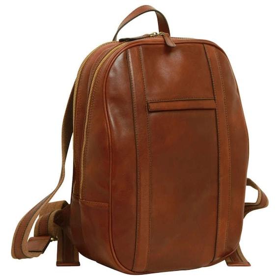 1c9497ba201e Leather Backpack Laptop Backpack 13 Inch Laptop Bag Handmade