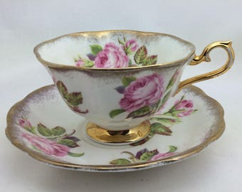 Royal Albert Bone China, Rose Teacup