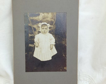 Antique Photos, Three Baby Photos