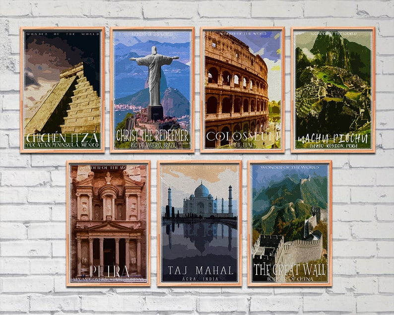 7 wonders of the world hd images download