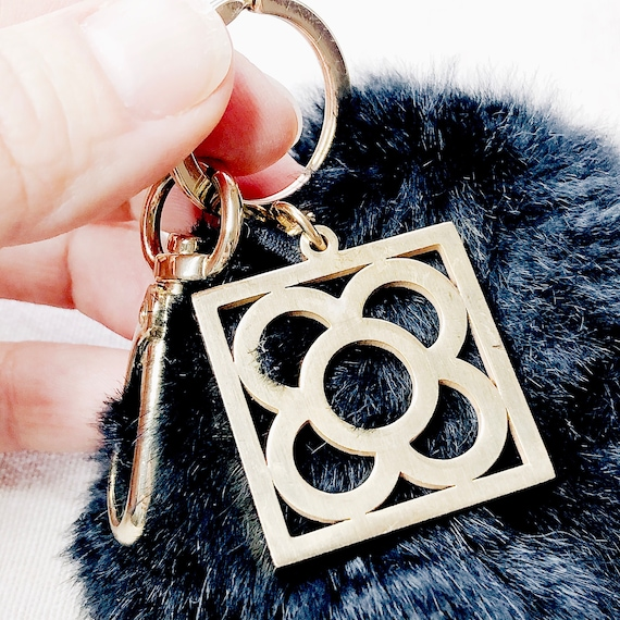 Gold Barcelona stainless steel keychain strong, for women gift, gift for mommy, Barcelona trip, Barcelona jewelry , Barcelona city