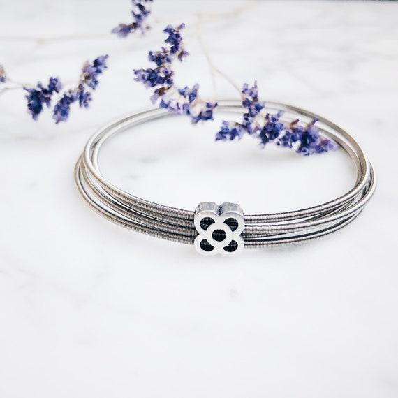 panot bracelet, flower silver bracelet, Barcelona flower bracelet, Barcelona flower bracelet, Barcelona tile, panot, Barcelona gifts