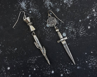 Minor Arcana Magick Earrings