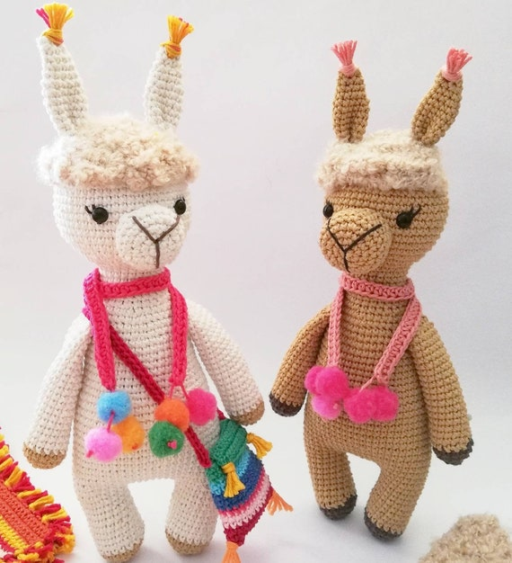 Llama Lovers Diy & Crochet - HANDBOX | 626x570