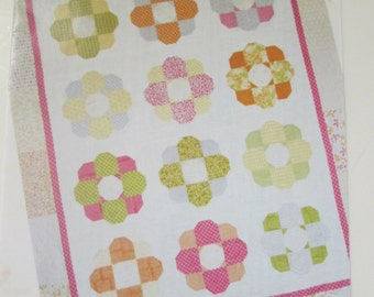 Piccadilly Quilt Pattern No. 21 - Crazy Old Ladies