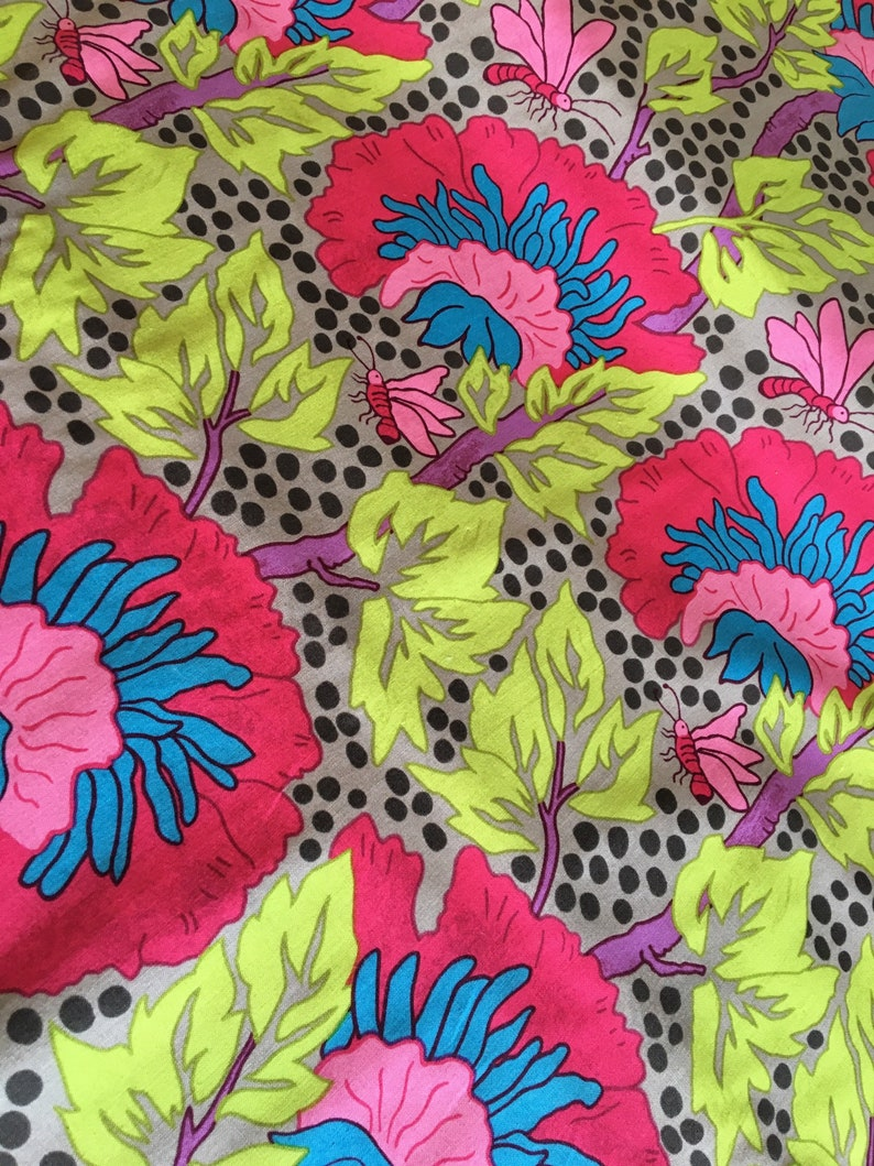 quilting fabric mask fabric cotton fabric sewing fabric diy Yardage of Melissa White Fairy Tale Garden Medusa Tree,designer fabric