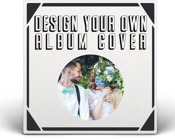 Custom Vinyl Record Album Cover