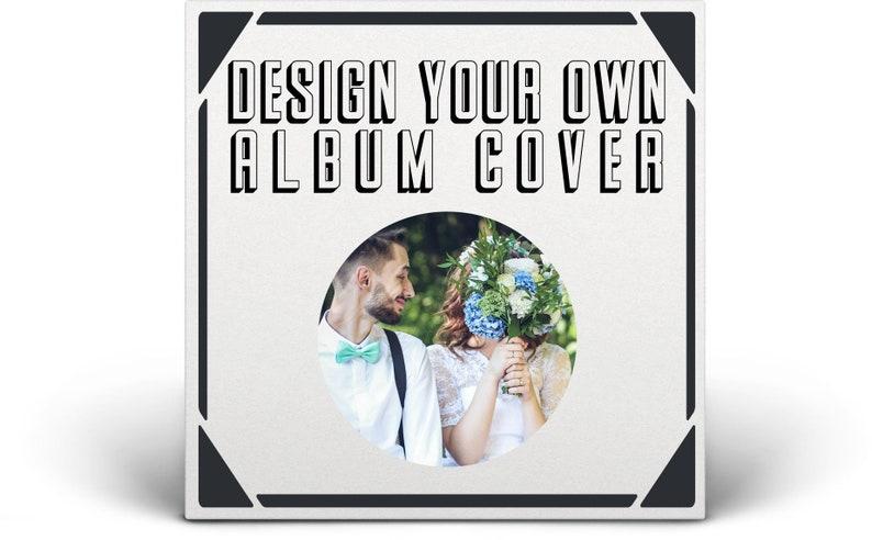 Custom Vinyl Record Album Cover image 0