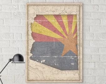 State Map Prints