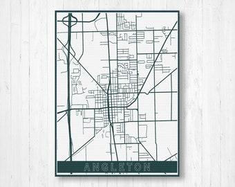 Angleton | Etsy on street map of seadrift texas, street map of athens texas, street map of plano texas, street map of sherman texas, street map of del rio texas, street map of brownsville texas, street map of spring texas, street map of burkburnett texas, street map of lubbock texas, street map of waller county texas, street map of ballinger texas, street map of driftwood texas, street map of orange texas, street map of brenham texas, street map of floresville texas, street map of mckinney texas, street map of highlands texas, street map of alpine texas, street map of katy texas, street map of cedar park texas,
