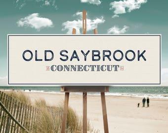 Old saybrook | Etsy