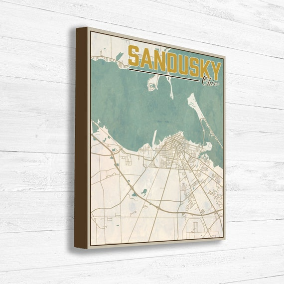 Sandusky, Ohio, Sandusky City Map, Map of Sandusky, Map Print, Vintage on boise ohio map, pleasant ridge ohio map, sandusky minnesota map, alliance ohio map, east canton ohio map, ohio county map, destination point map, stark ohio map, parma hts ohio map, wapakoneta ohio map, southeastern ohio map, pike ohio map, lawrence ohio map, flint ohio map, ohio ohio map, white cottage ohio map, ohio on us map, south bass island ohio map, northfield ohio map, st bernard ohio map,