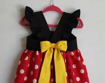 5509635ef Minnie mouse dress