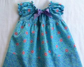 Baby Girls Dress, Girls Clothing, Toddler Dress, Girls Dress, Little Girls Dress, Child's Dress, Party Dress
