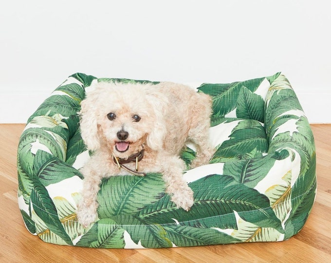 Palm Frond Nest Bed | Made To Order