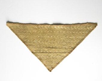 Honeycomb Mudcloth Bandana