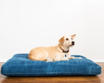 Indigo Pet Bed // Small