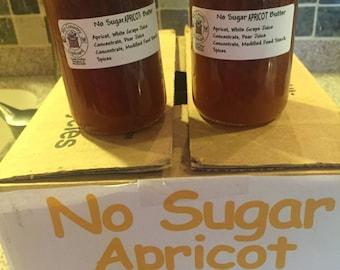 No Sugar Apricot Butter