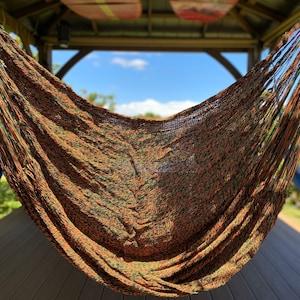 Chair Hammock FREE SHIPPING from Hawaii HAMMOCK Swing Handmade Hammock Weatherproof Hammock Sitting Hammock
