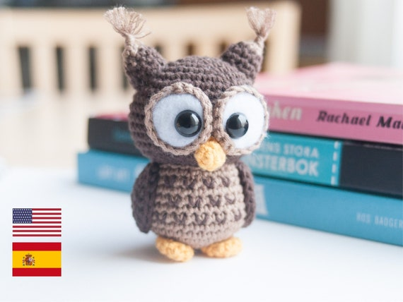 Ravelry: An Owl Is Born... pattern by Uljana Semikrasa | 428x570