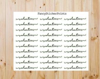 Fancy Sticker Prints