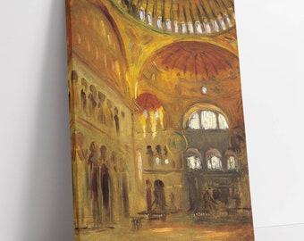 Hagia Sophia Print | Etsy