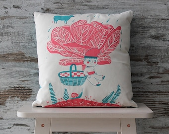 Patufet Pillow Cover