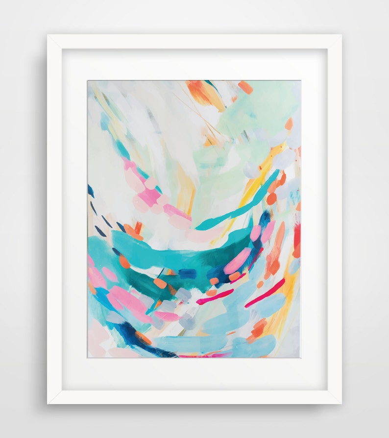 How Much Is It To Sell Stuff On Etsy Selling Abstract Art On