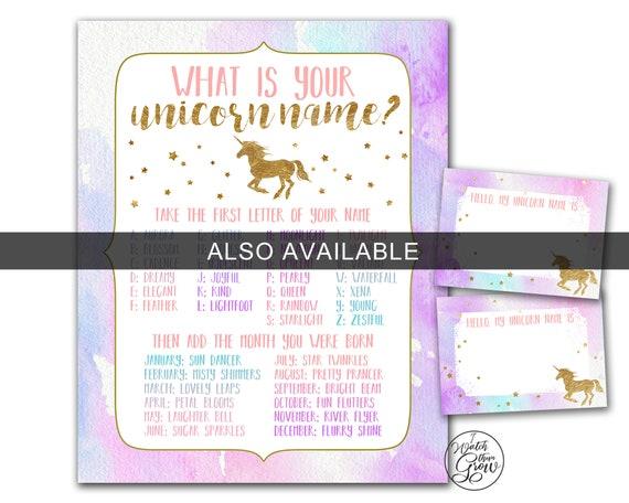 photograph regarding Printable Trunk Party Games named Unicorn Track record Recreation, Unicorn Social gathering Sport, Printable \