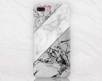Marble iPhone 7 Case iPhone 6s Case Geometric Marble Cover iPhone 7 Plus Case Marble iPhone 5 Case Marble to Galaxy S8 Case Marble RD1422