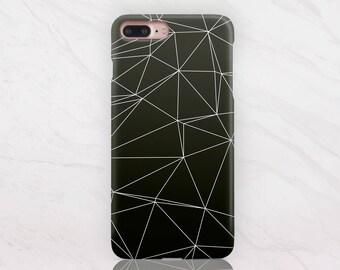 Geometry iPhone X Case iPhone 8 Case Samsung Galaxy S8 Case iPhone 7 Case iPhone 8 Plus Case Samsung S7 Edge Case iPhone 6s Plus Case RD1497