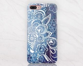 Mandala iPhone X Case Samsung Galaxy S8 Case iPhone 8 Plus Case iPhone 7 Case Samsung S7 Edge Case iPhone 8 Case iPhone 7 Plus Case RD1579